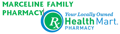 MArceline Pharmacy Logo